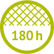 180 hilos